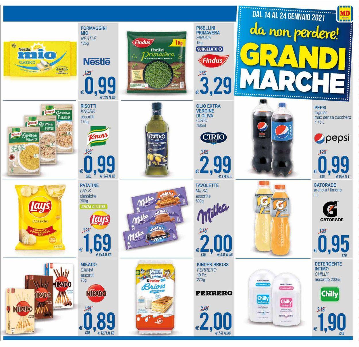 Volantino MD Discount - Offerte 14/01-24/01/2021 (Pagina 15)