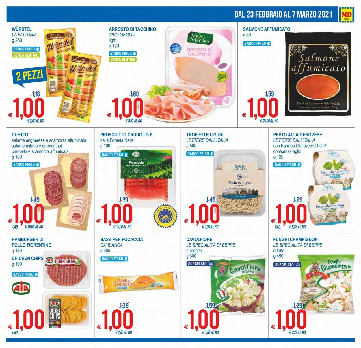 Volantino MD Discount - Offerte 23/02-07/03/2021 (Pagina 3)