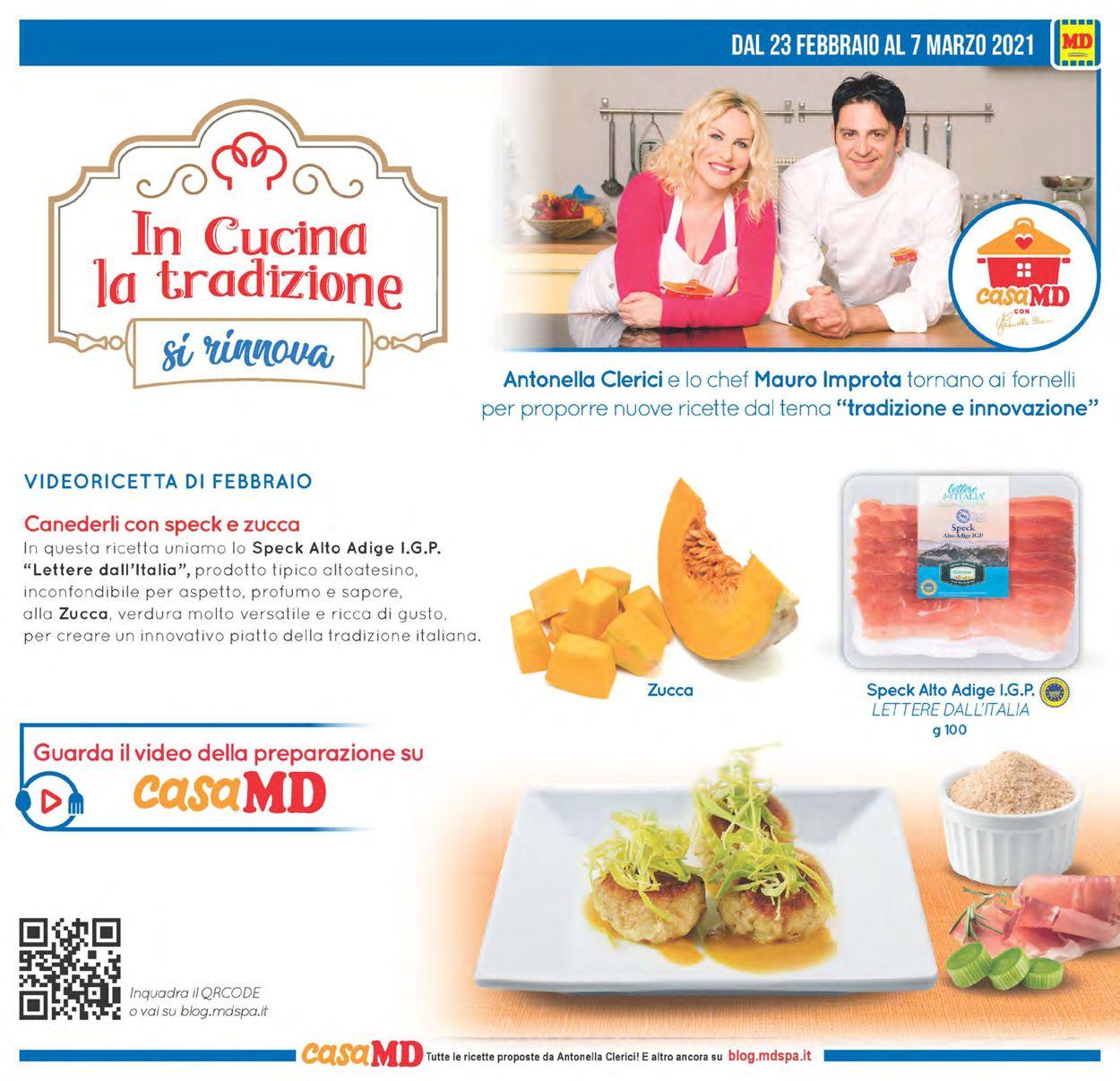 Volantino MD Discount - Offerte 23/02-07/03/2021 (Pagina 11)