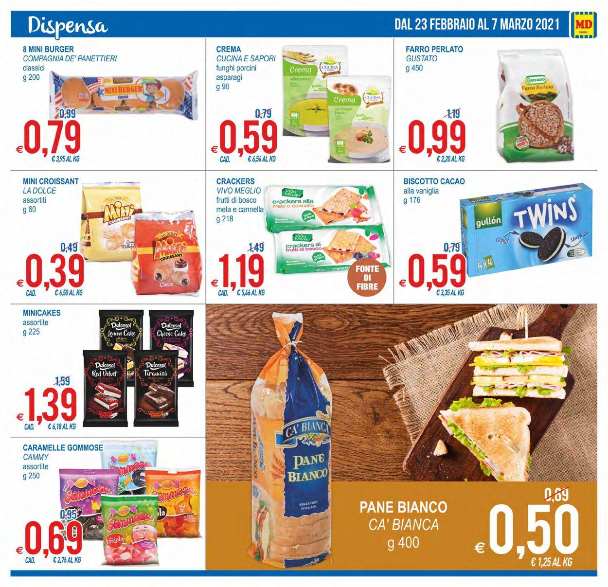 Volantino MD Discount - Offerte 23/02-07/03/2021 (Pagina 15)