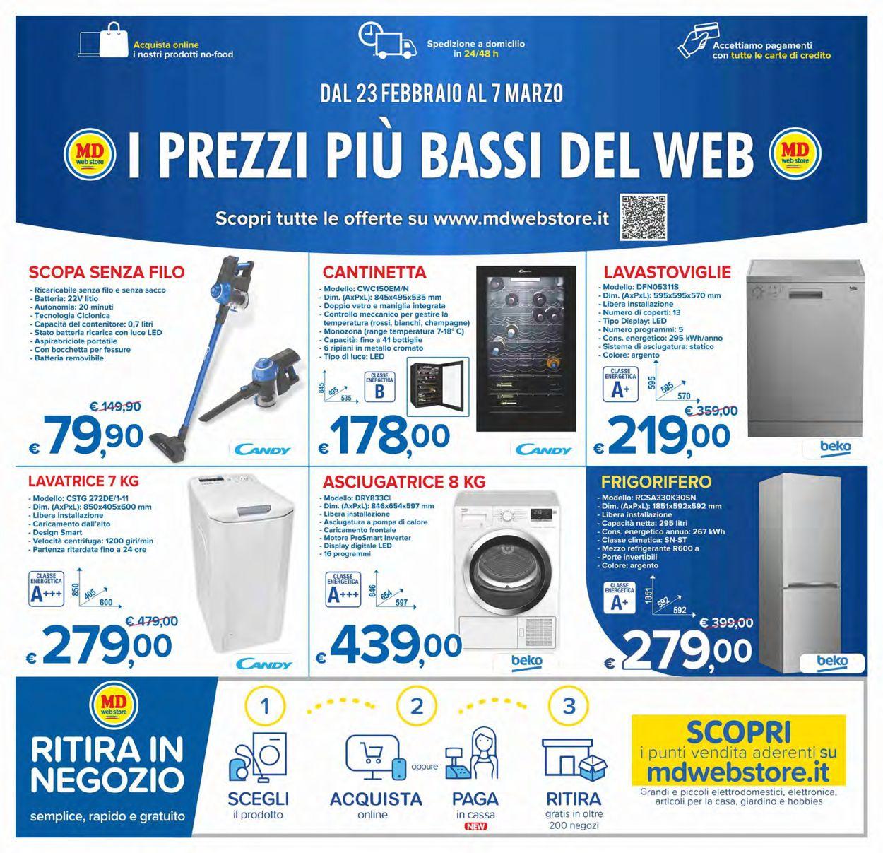 Volantino MD Discount - Offerte 23/02-07/03/2021 (Pagina 22)