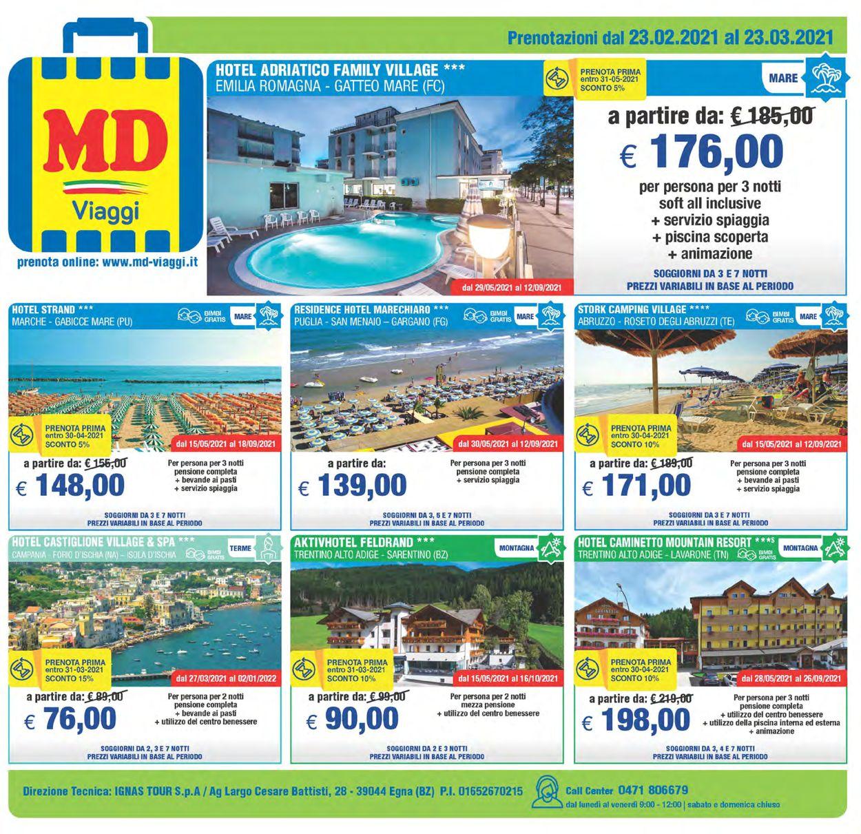 Volantino MD Discount - Offerte 23/02-07/03/2021 (Pagina 23)