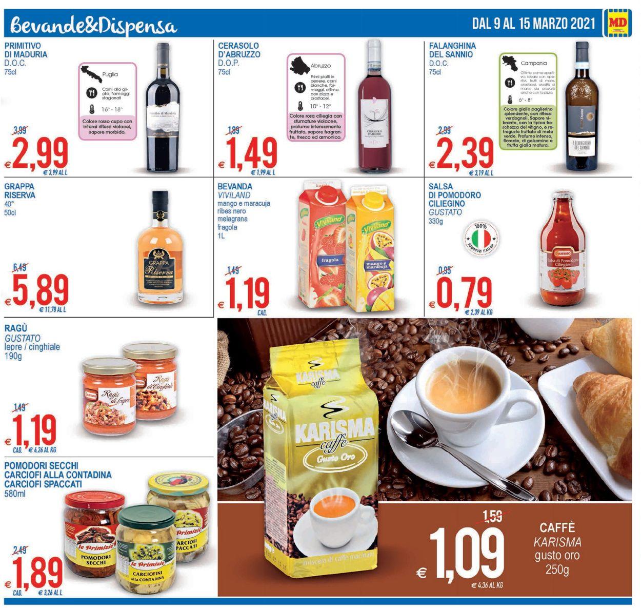 Volantino MD Discount - Offerte 09/03-15/03/2021 (Pagina 9)