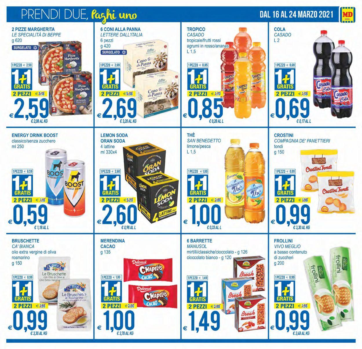 Volantino MD Discount - Offerte 16/03-24/03/2021 (Pagina 3)