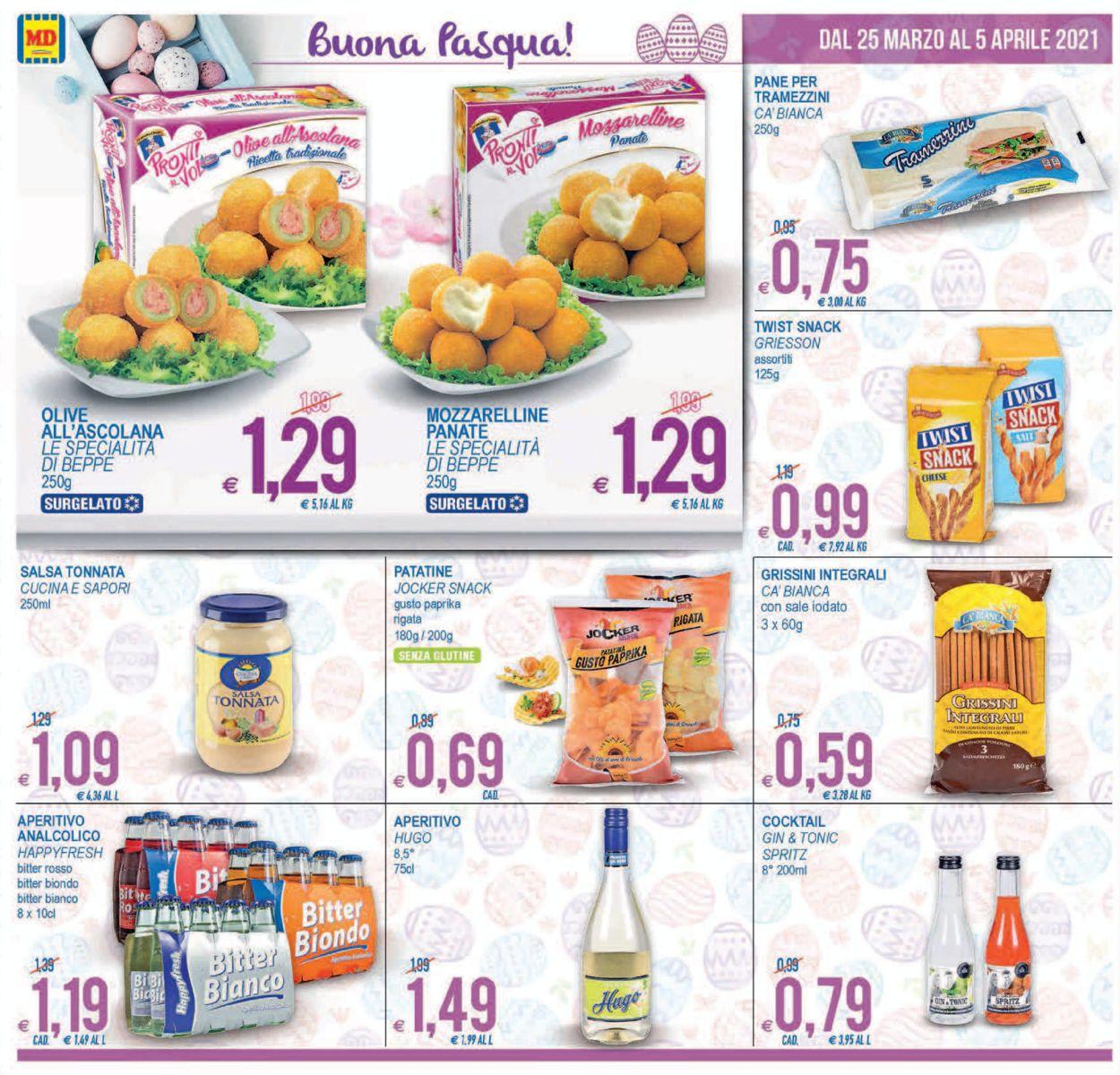 Volantino MD Discount - Pasqua 2021! - Offerte 25/03-05/04/2021 (Pagina 4)