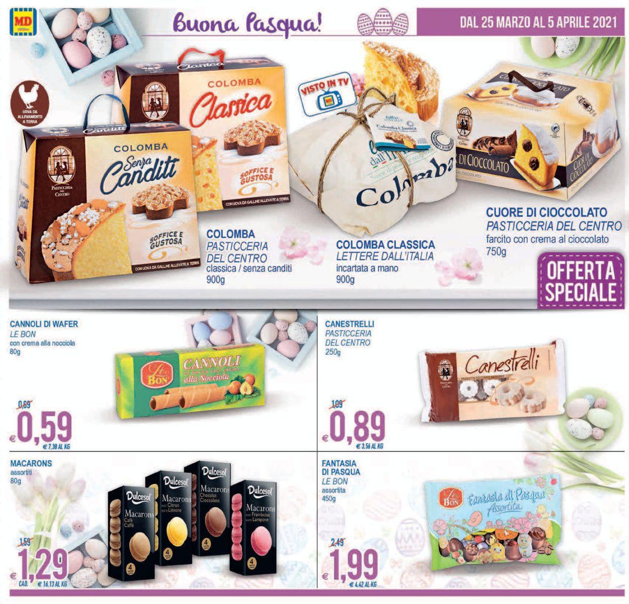 Volantino MD Discount - Pasqua 2021! - Offerte 25/03-05/04/2021 (Pagina 6)