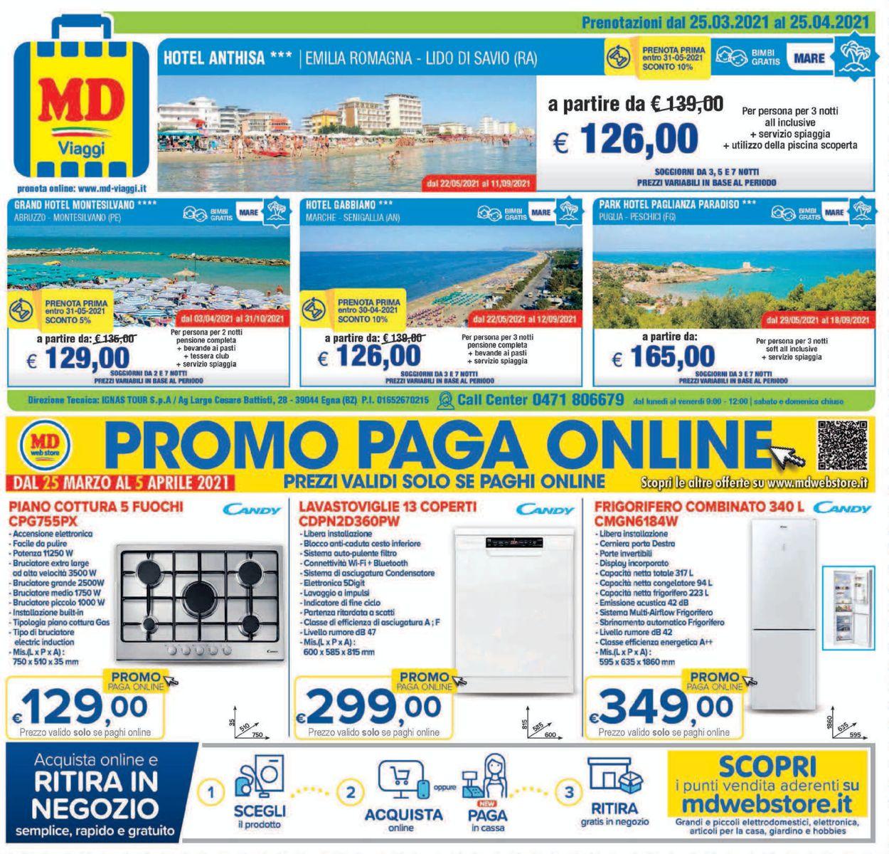 Volantino MD Discount - Pasqua 2021! - Offerte 25/03-05/04/2021 (Pagina 23)