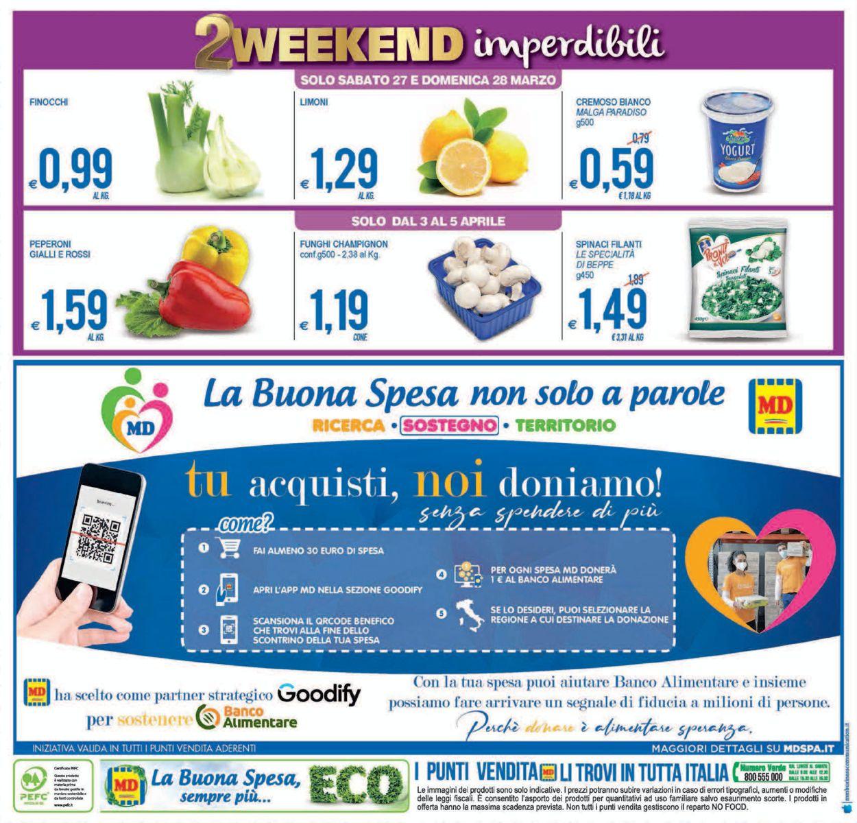 Volantino MD Discount - Pasqua 2021! - Offerte 25/03-05/04/2021 (Pagina 24)