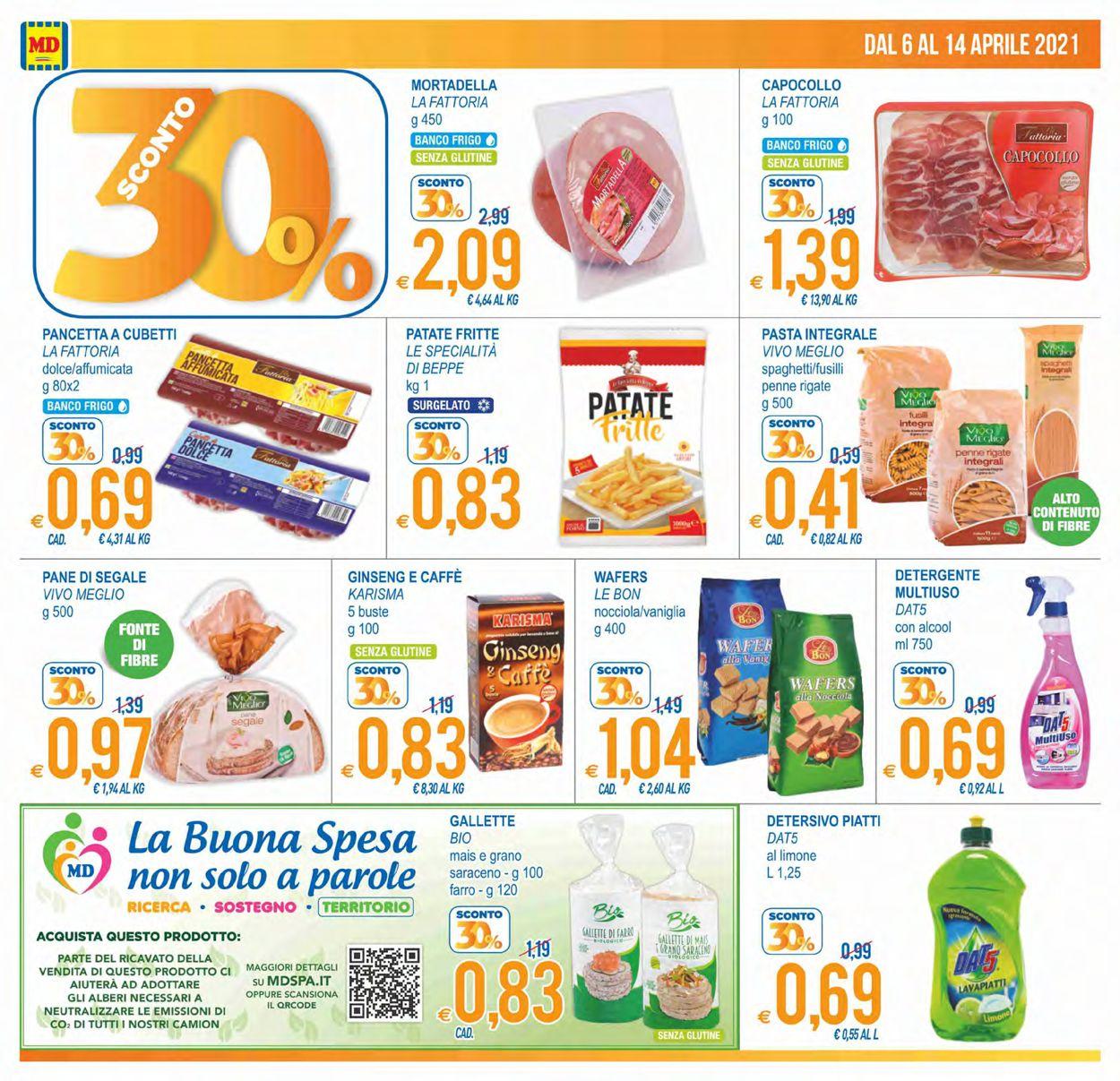 Volantino MD Discount - Offerte 06/04-14/04/2021 (Pagina 2)