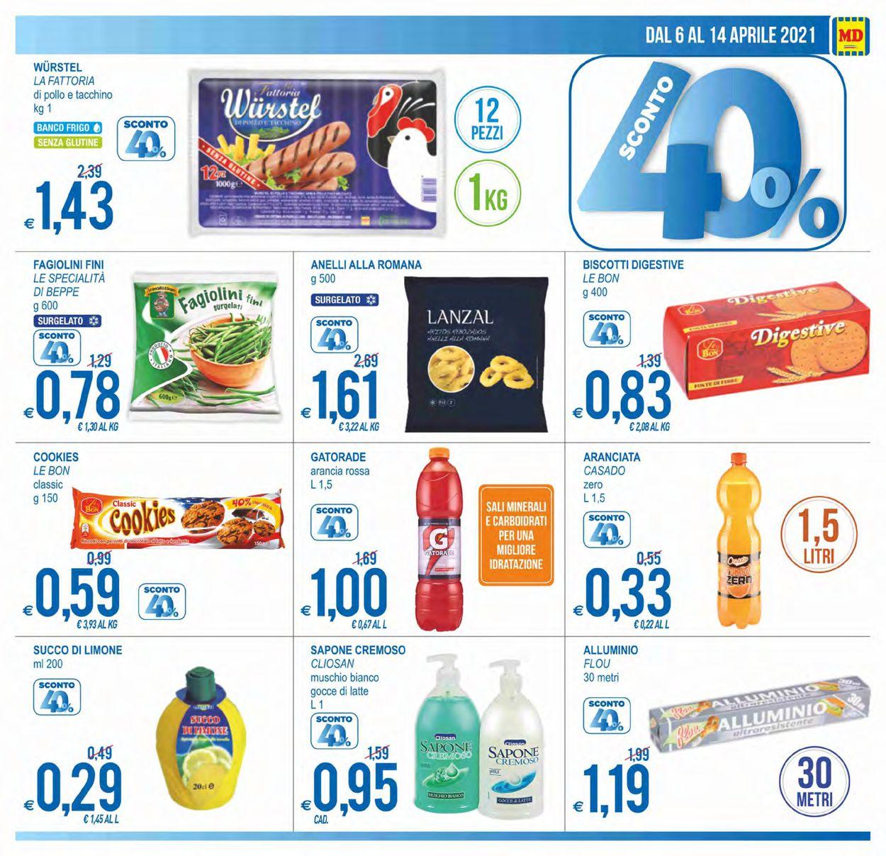 Volantino MD Discount - Offerte 06/04-14/04/2021 (Pagina 3)