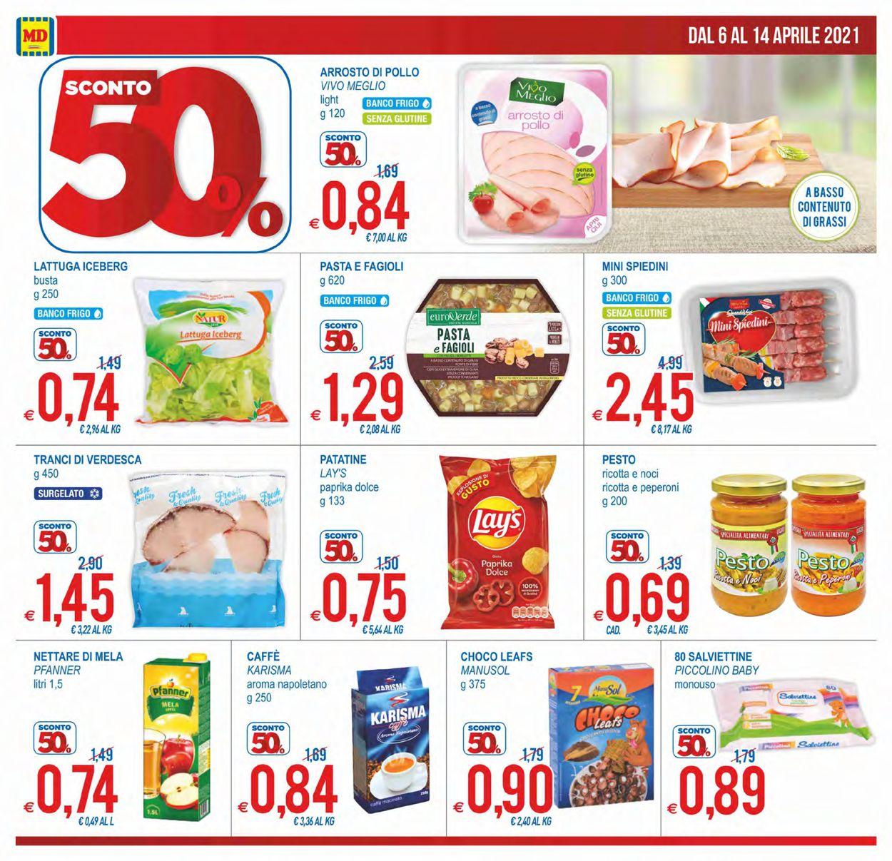 Volantino MD Discount - Offerte 06/04-14/04/2021 (Pagina 4)
