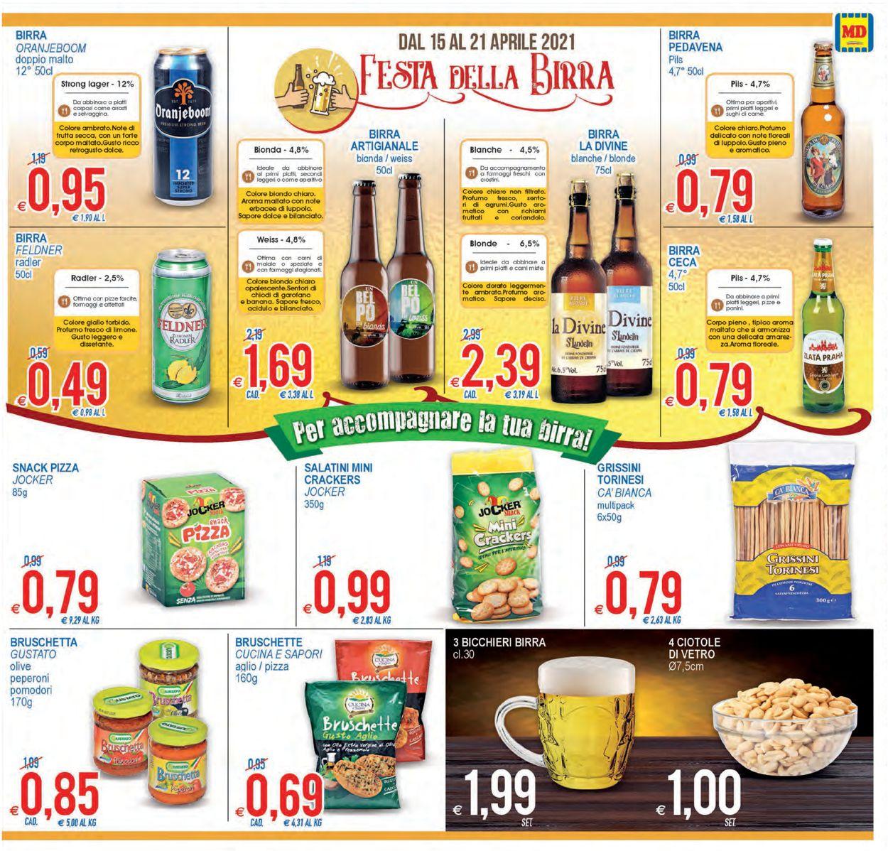 Volantino MD Discount - Offerte 15/04-21/04/2021 (Pagina 5)