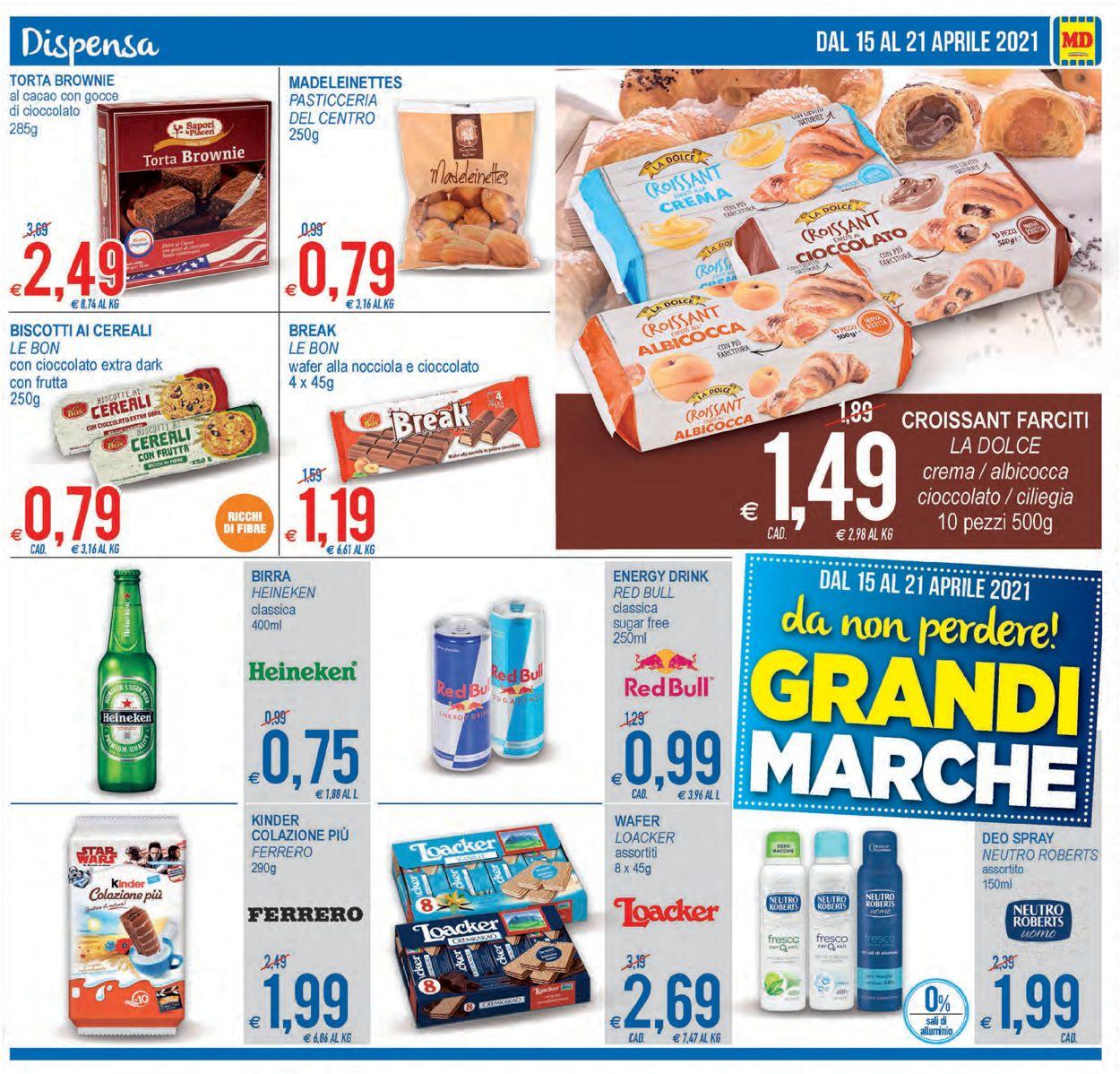 Volantino MD Discount - Offerte 15/04-21/04/2021 (Pagina 11)