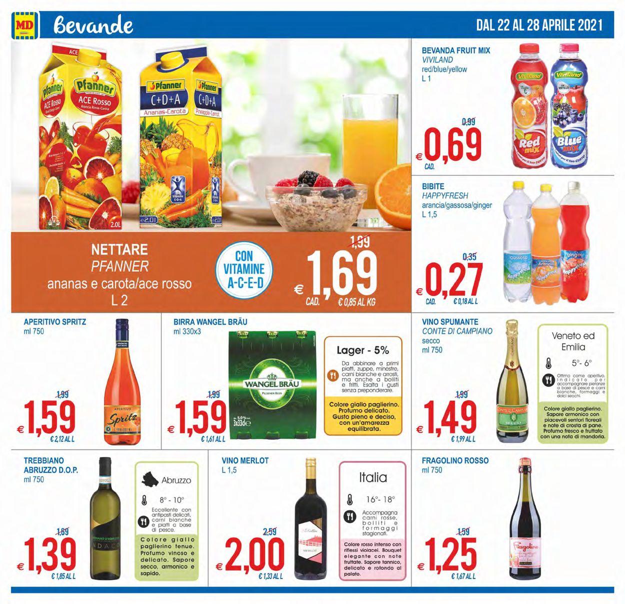 Volantino MD Discount - Offerte 22/04-28/04/2021 (Pagina 8)