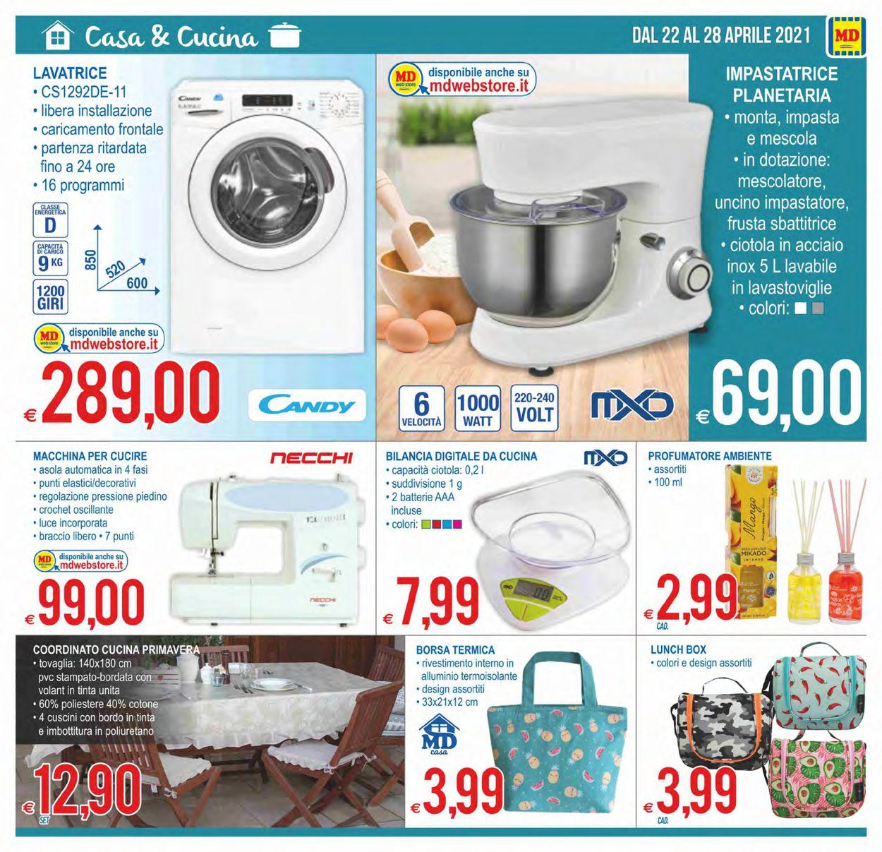 Volantino MD Discount - Offerte 22/04-28/04/2021 (Pagina 13)