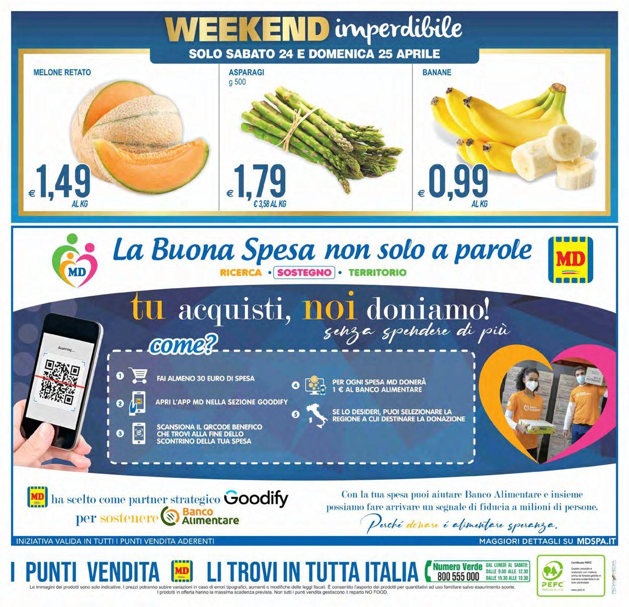 Volantino MD Discount - Offerte 22/04-28/04/2021 (Pagina 16)