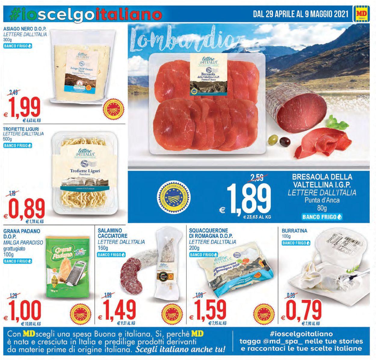 Volantino MD Discount - Offerte 29/04-09/05/2021 (Pagina 3)