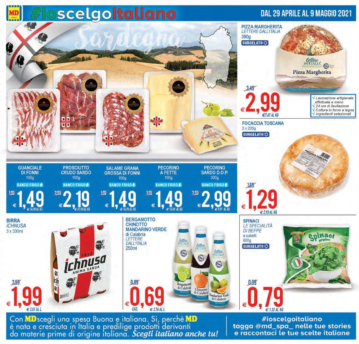 Volantino MD Discount - Offerte 29/04-09/05/2021 (Pagina 4)