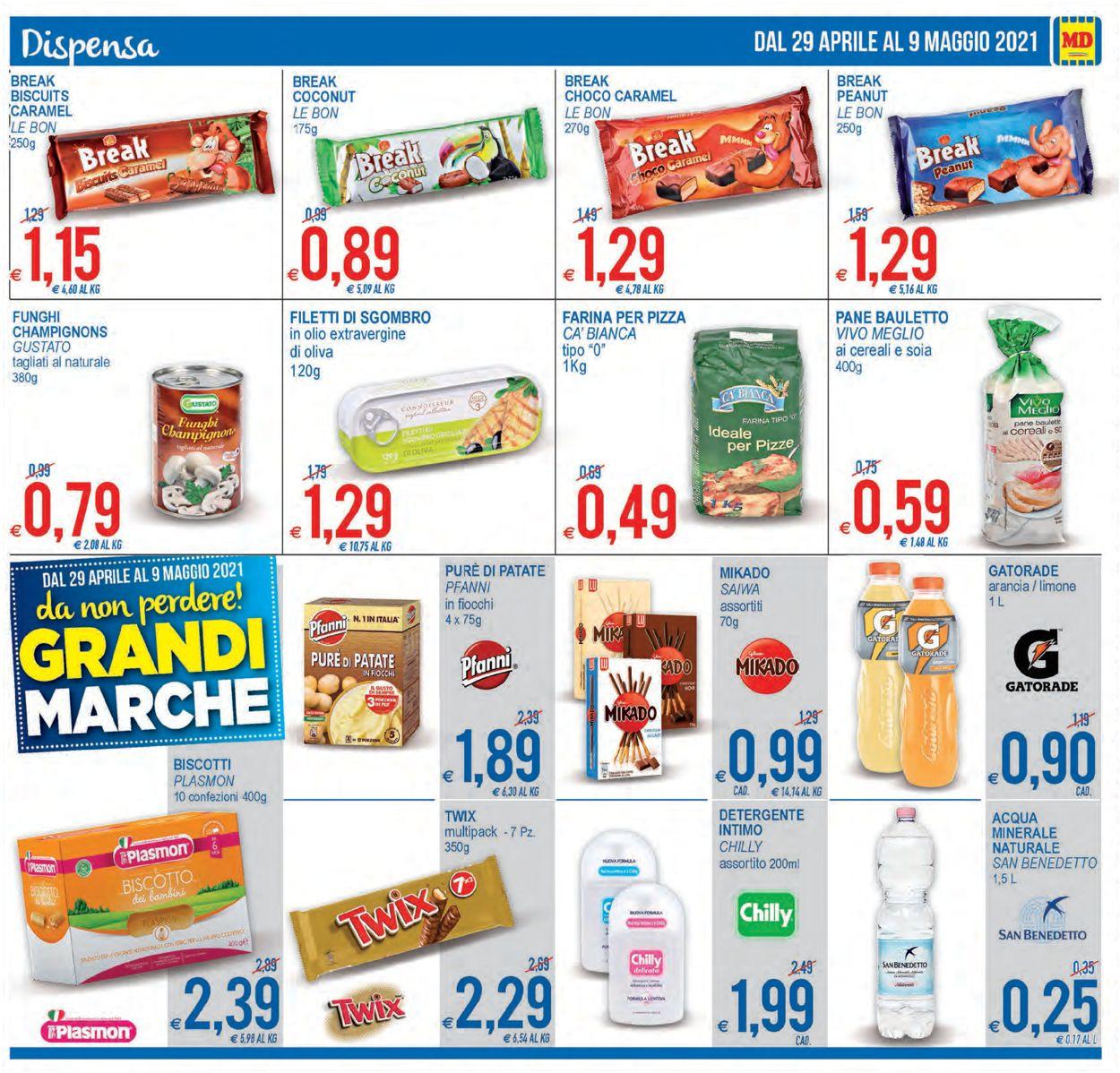 Volantino MD Discount - Offerte 29/04-09/05/2021 (Pagina 15)