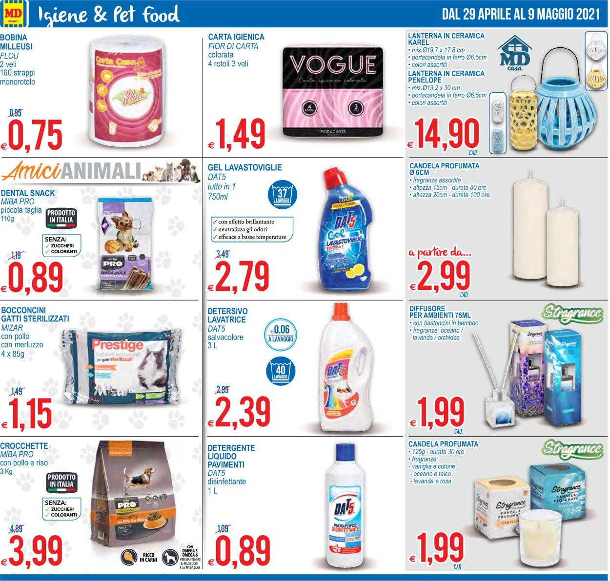 Volantino MD Discount - Offerte 29/04-09/05/2021 (Pagina 16)