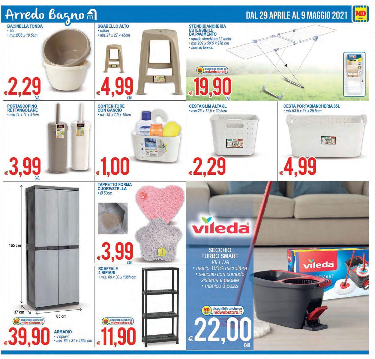 Volantino MD Discount - Offerte 29/04-09/05/2021 (Pagina 19)