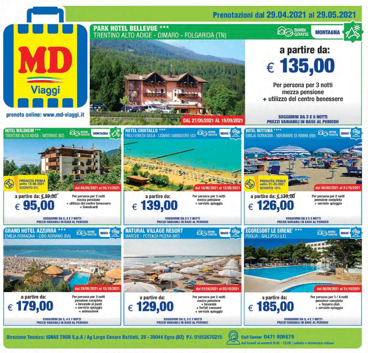 Volantino MD Discount - Offerte 29/04-09/05/2021 (Pagina 23)