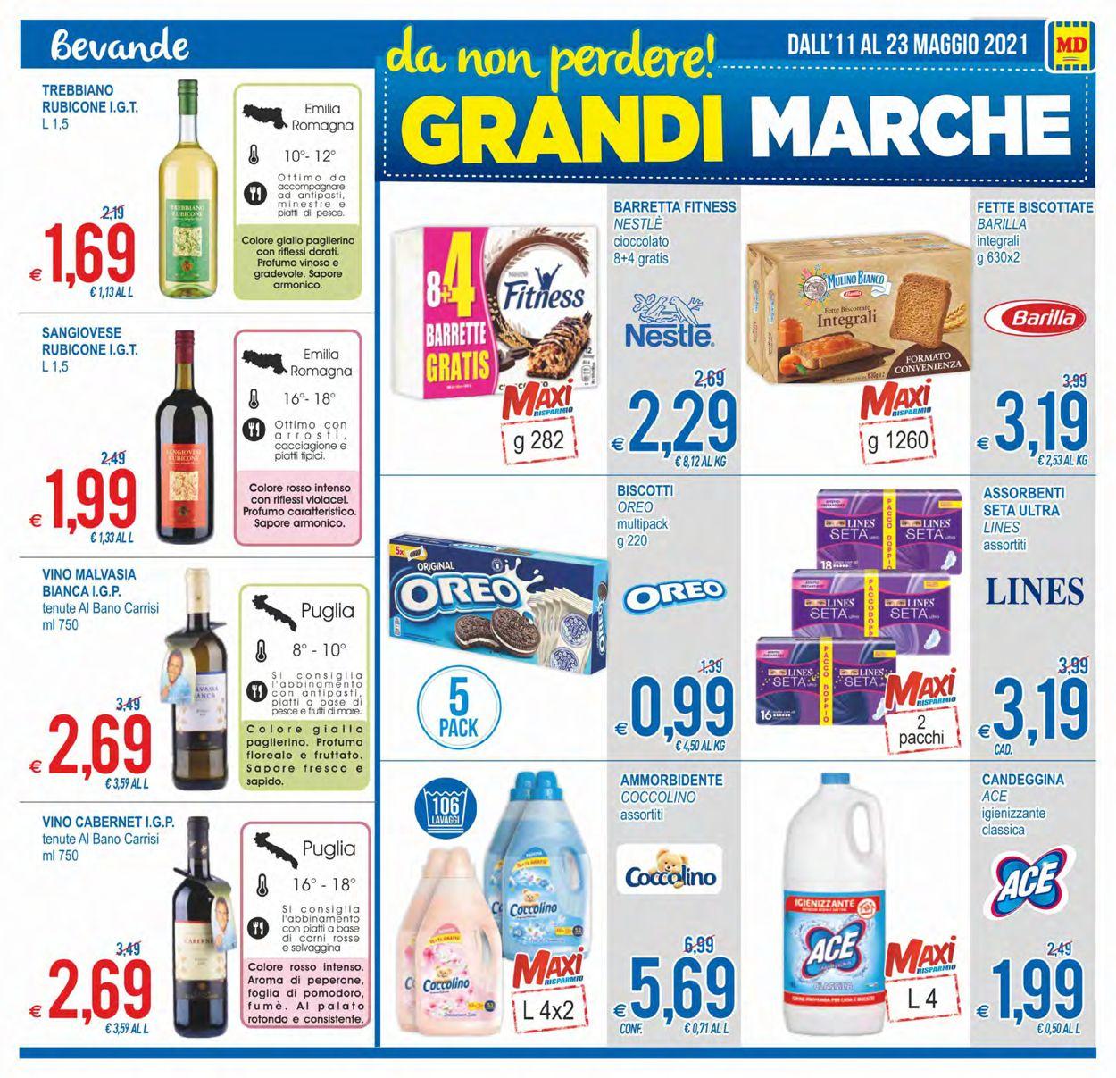 Volantino MD Discount - Offerte 11/05-23/05/2021 (Pagina 15)