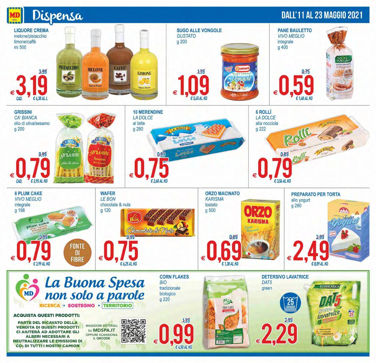 Volantino MD Discount - Offerte 11/05-23/05/2021 (Pagina 16)