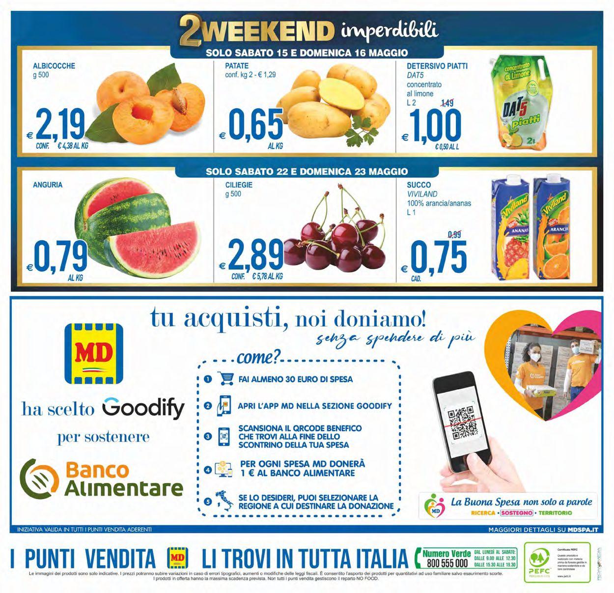 Volantino MD Discount - Offerte 11/05-23/05/2021 (Pagina 24)