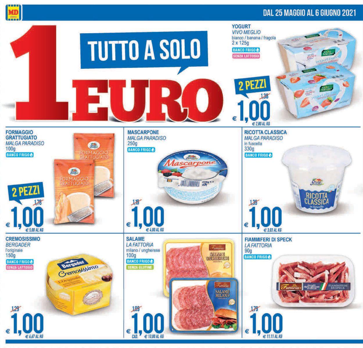Volantino MD Discount - Offerte 25/05-06/06/2021 (Pagina 2)