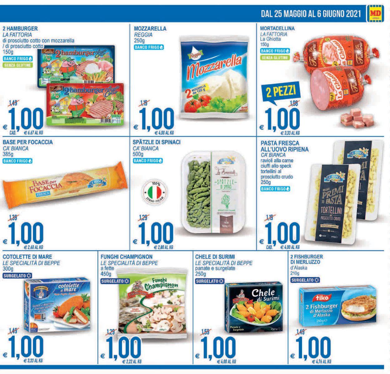 Volantino MD Discount - Offerte 25/05-06/06/2021 (Pagina 3)