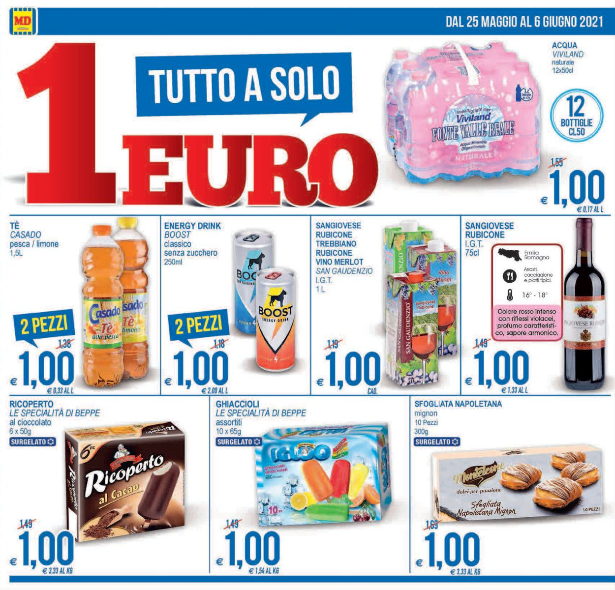 Volantino MD Discount - Offerte 25/05-06/06/2021 (Pagina 4)