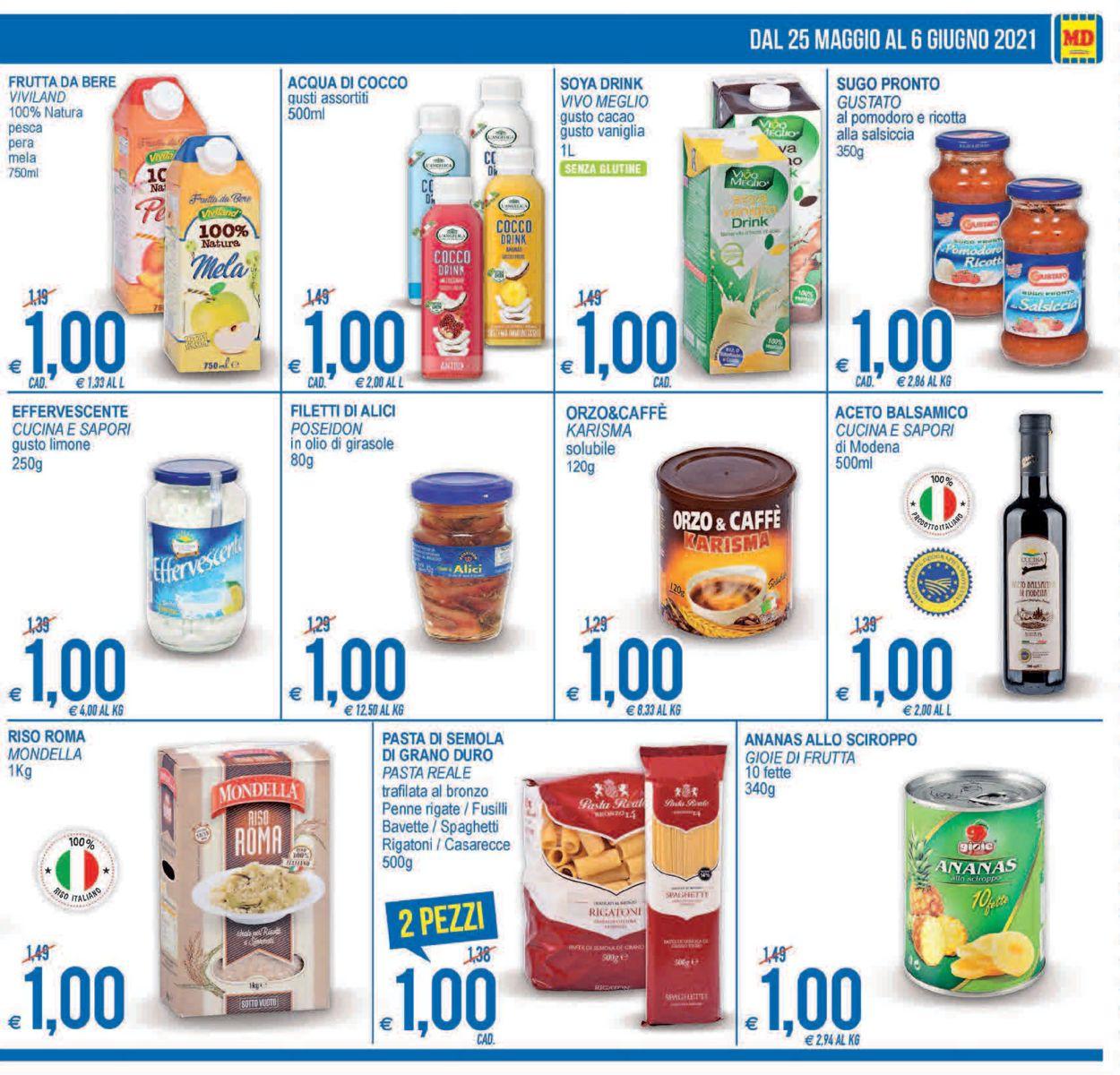 Volantino MD Discount - Offerte 25/05-06/06/2021 (Pagina 5)