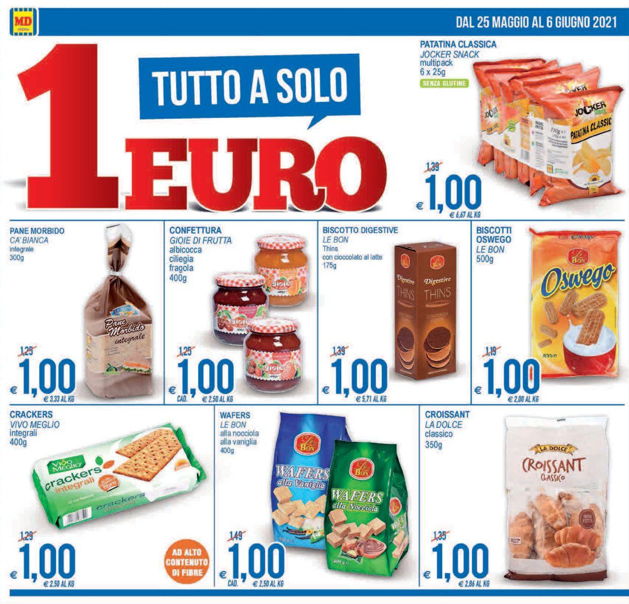 Volantino MD Discount - Offerte 25/05-06/06/2021 (Pagina 6)