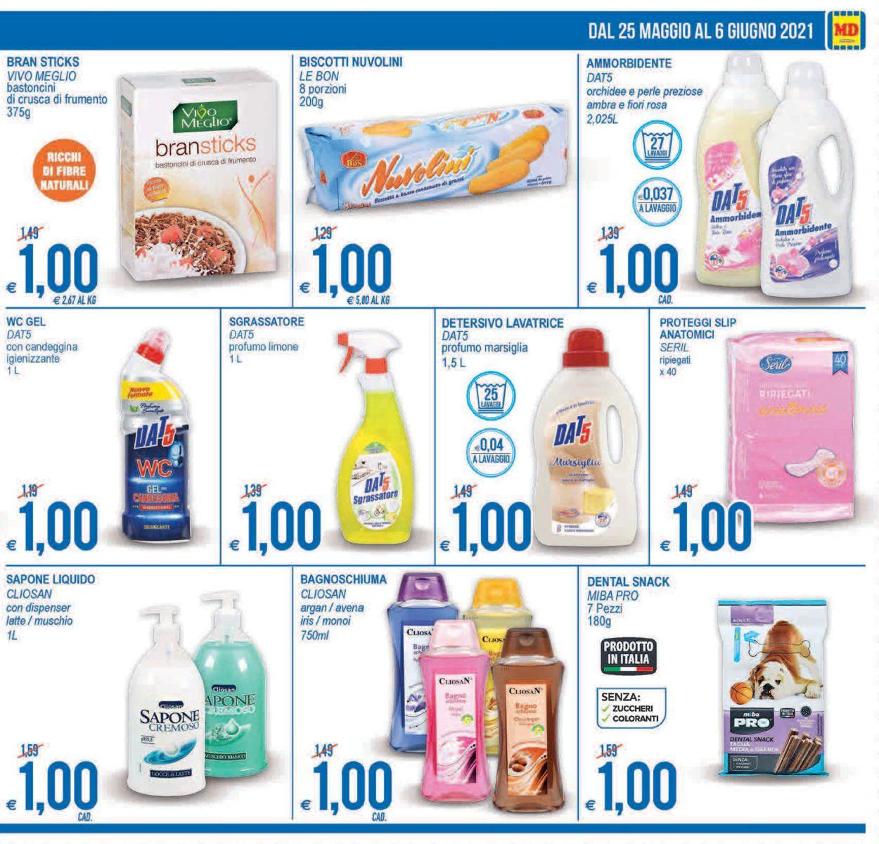 Volantino MD Discount - Offerte 25/05-06/06/2021 (Pagina 7)