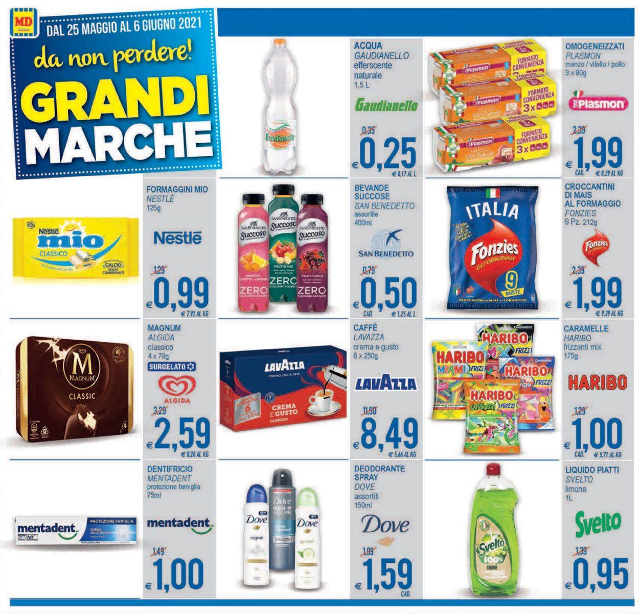 Volantino MD Discount - Offerte 25/05-06/06/2021 (Pagina 16)