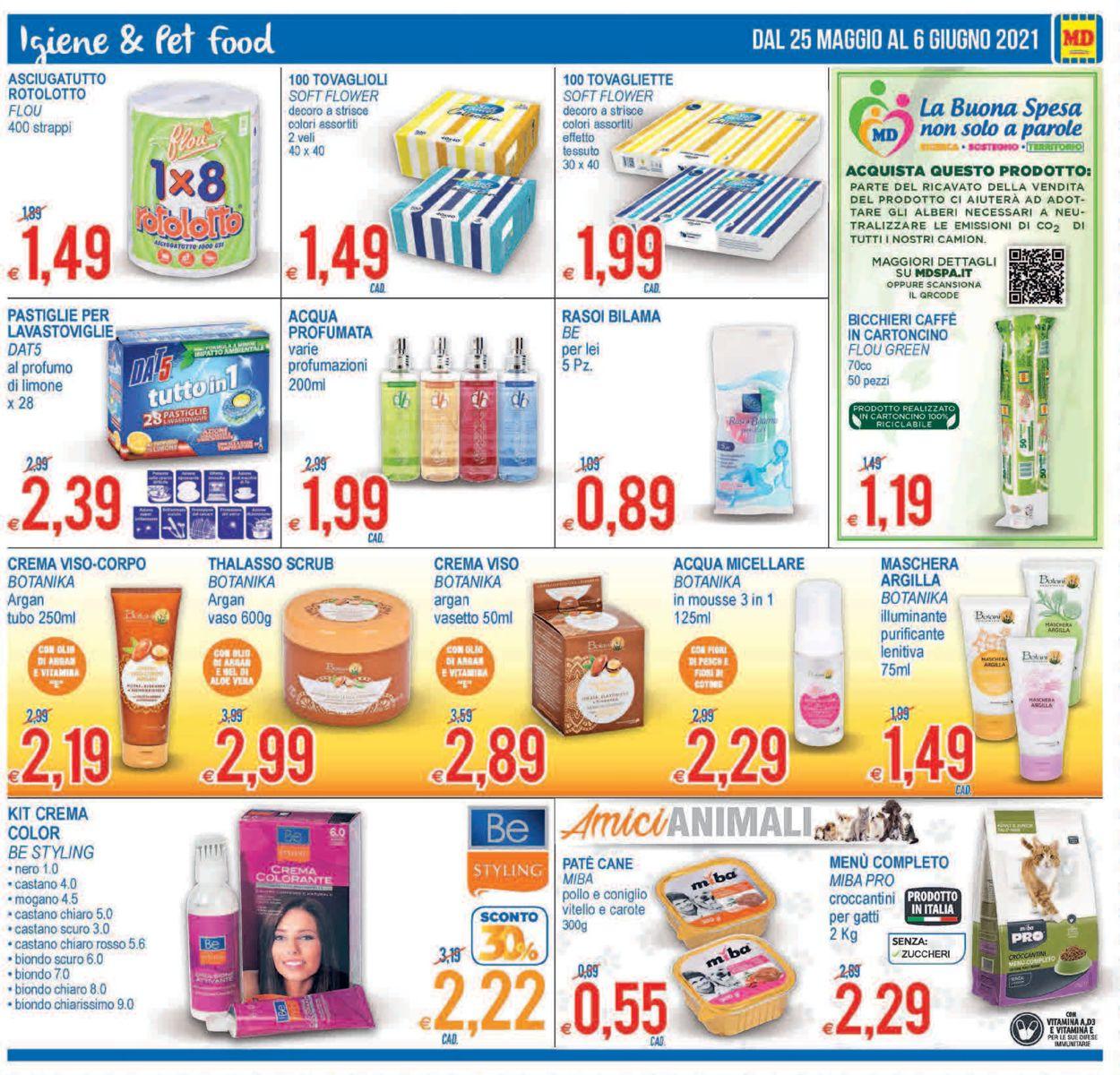 Volantino MD Discount - Offerte 25/05-06/06/2021 (Pagina 17)