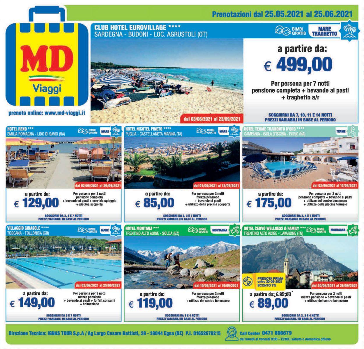 Volantino MD Discount - Offerte 25/05-06/06/2021 (Pagina 23)