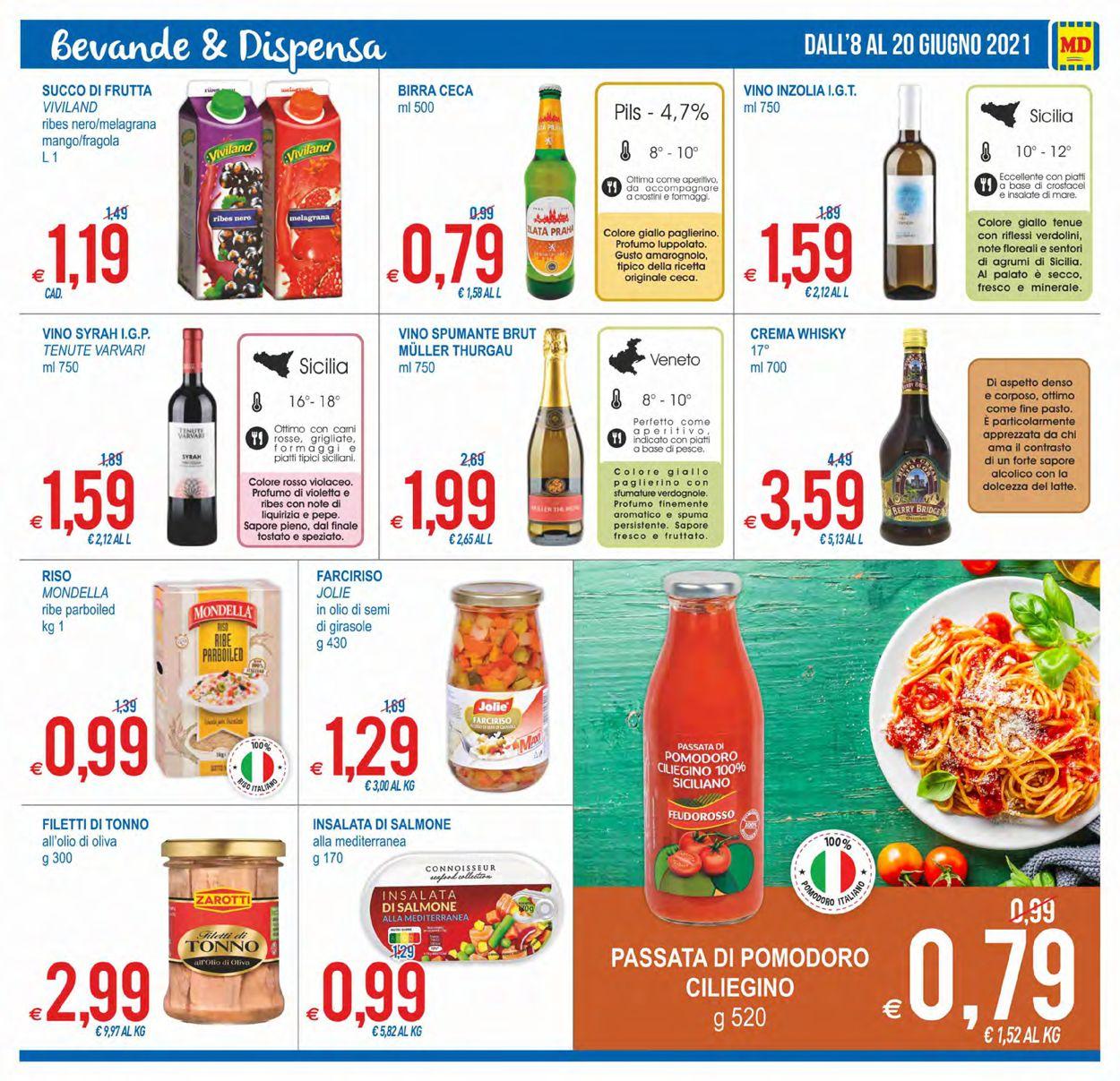 Volantino MD Discount - Offerte 08/06-20/06/2021 (Pagina 11)