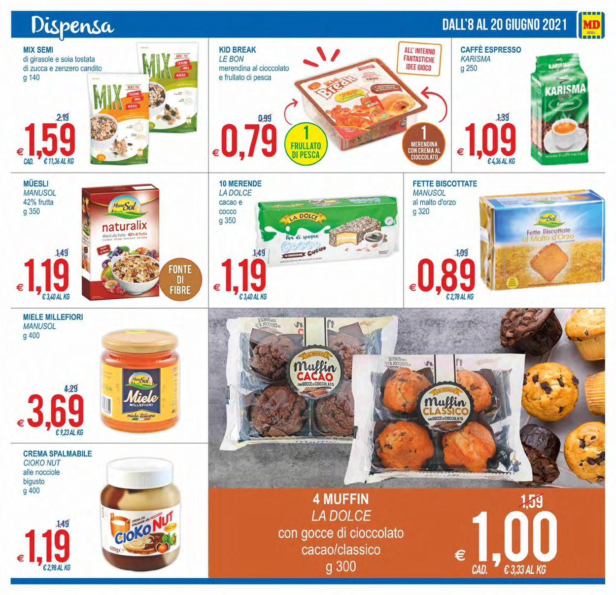 Volantino MD Discount - Offerte 08/06-20/06/2021 (Pagina 13)