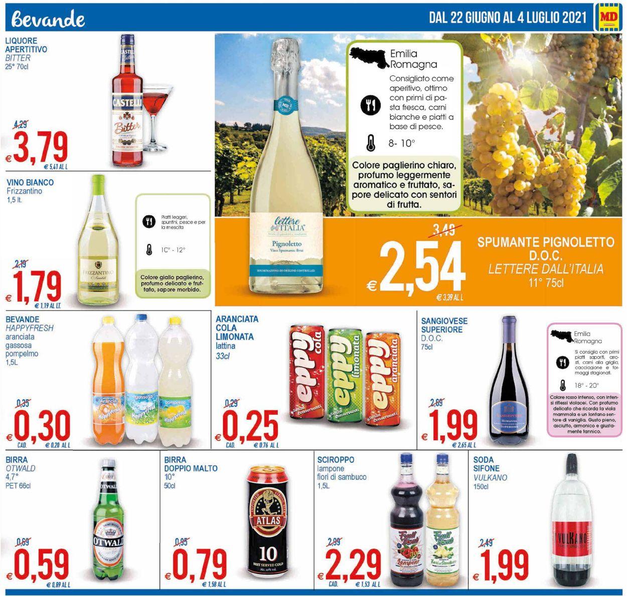 Volantino MD Discount - Offerte 22/06-04/07/2021 (Pagina 13)