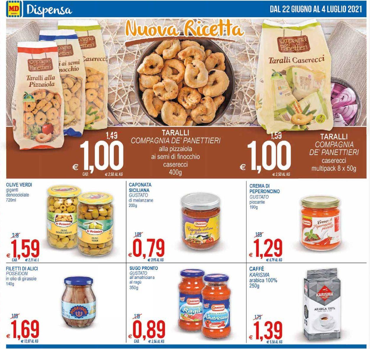 Volantino MD Discount - Offerte 22/06-04/07/2021 (Pagina 14)