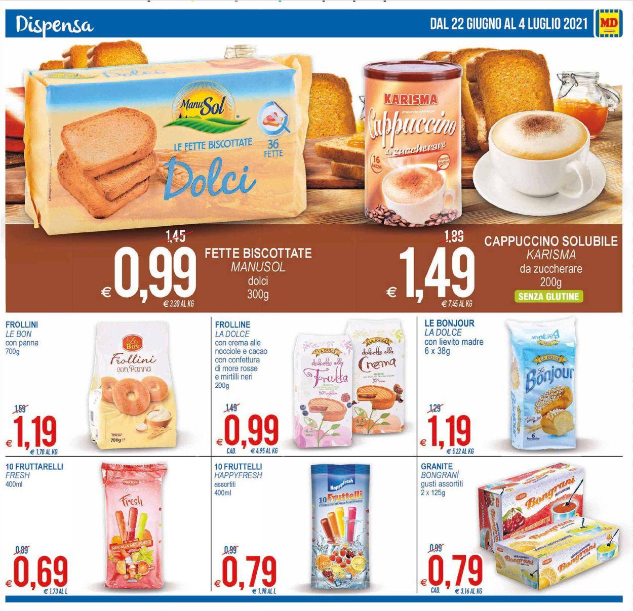 Volantino MD Discount - Offerte 22/06-04/07/2021 (Pagina 15)
