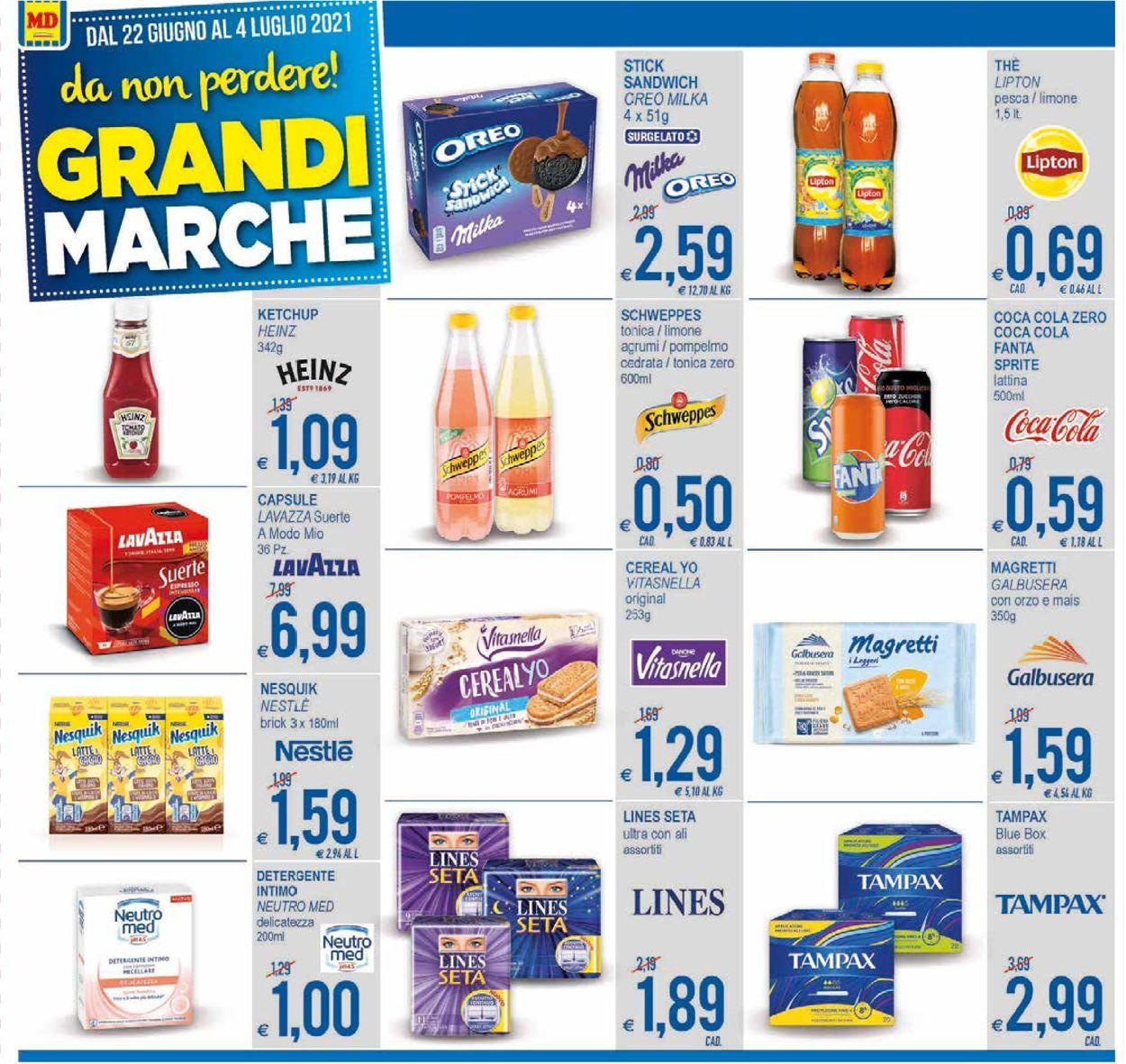 Volantino MD Discount - Offerte 22/06-04/07/2021 (Pagina 16)