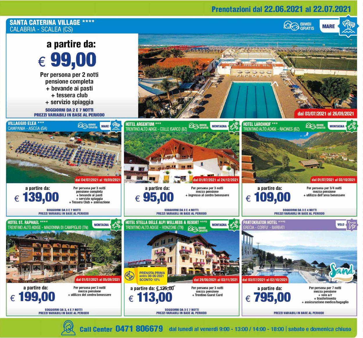 Volantino MD Discount - Offerte 22/06-04/07/2021 (Pagina 23)