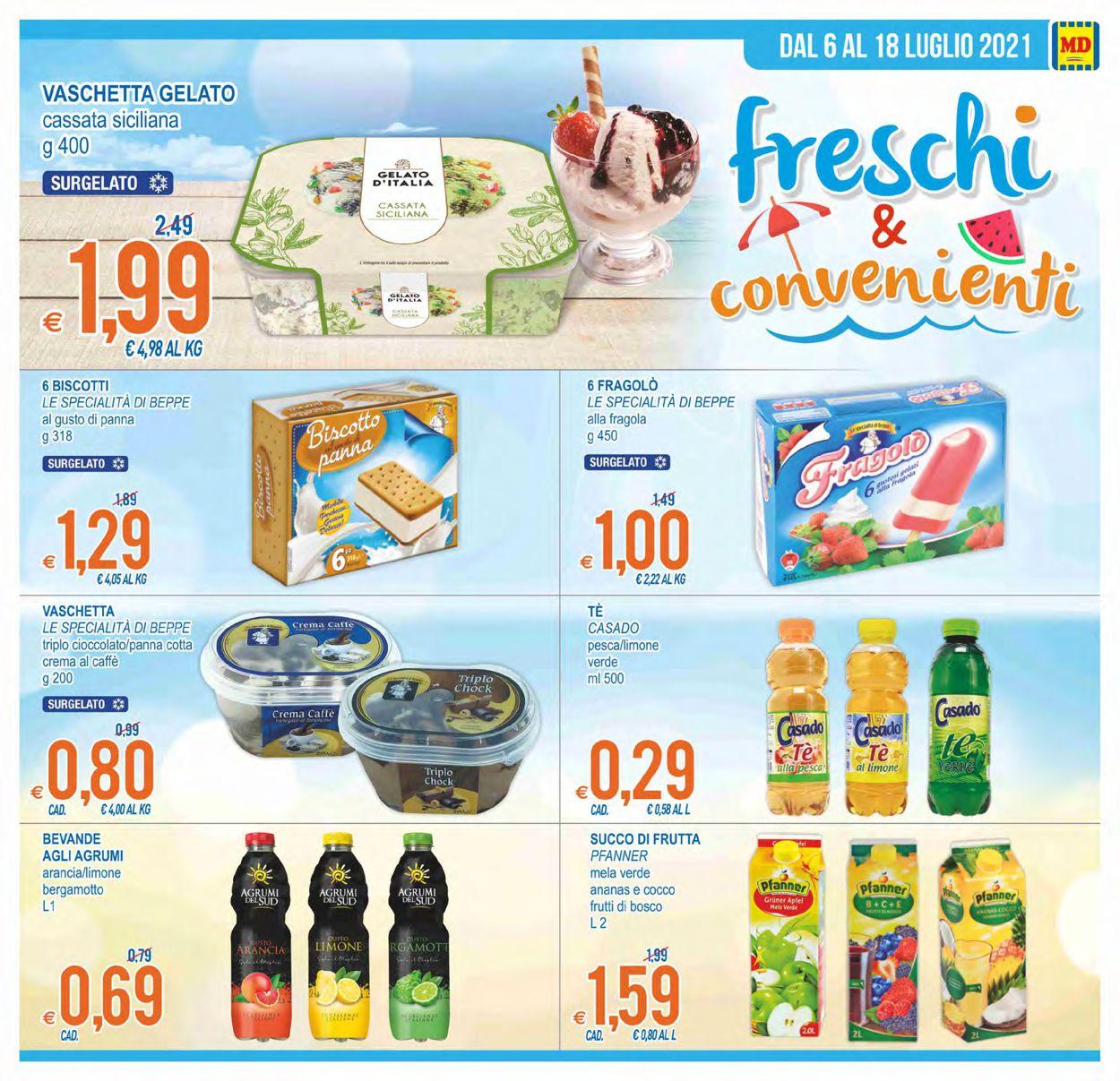 Volantino MD Discount - Offerte 06/07-18/07/2021 (Pagina 7)