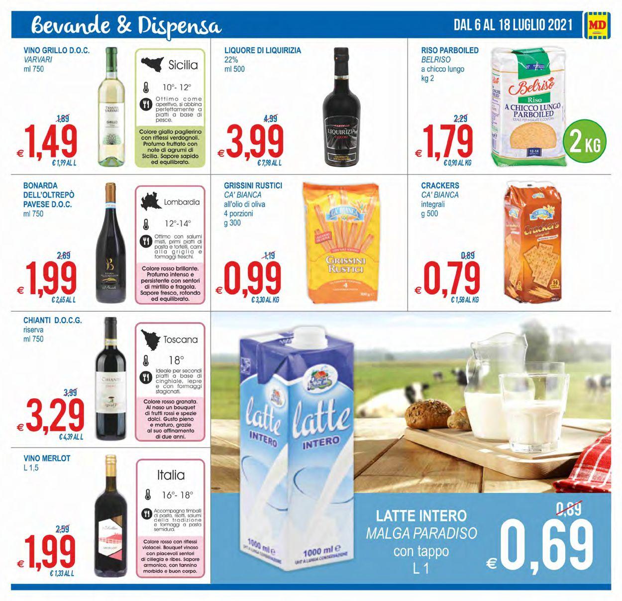Volantino MD Discount - Offerte 06/07-18/07/2021 (Pagina 13)