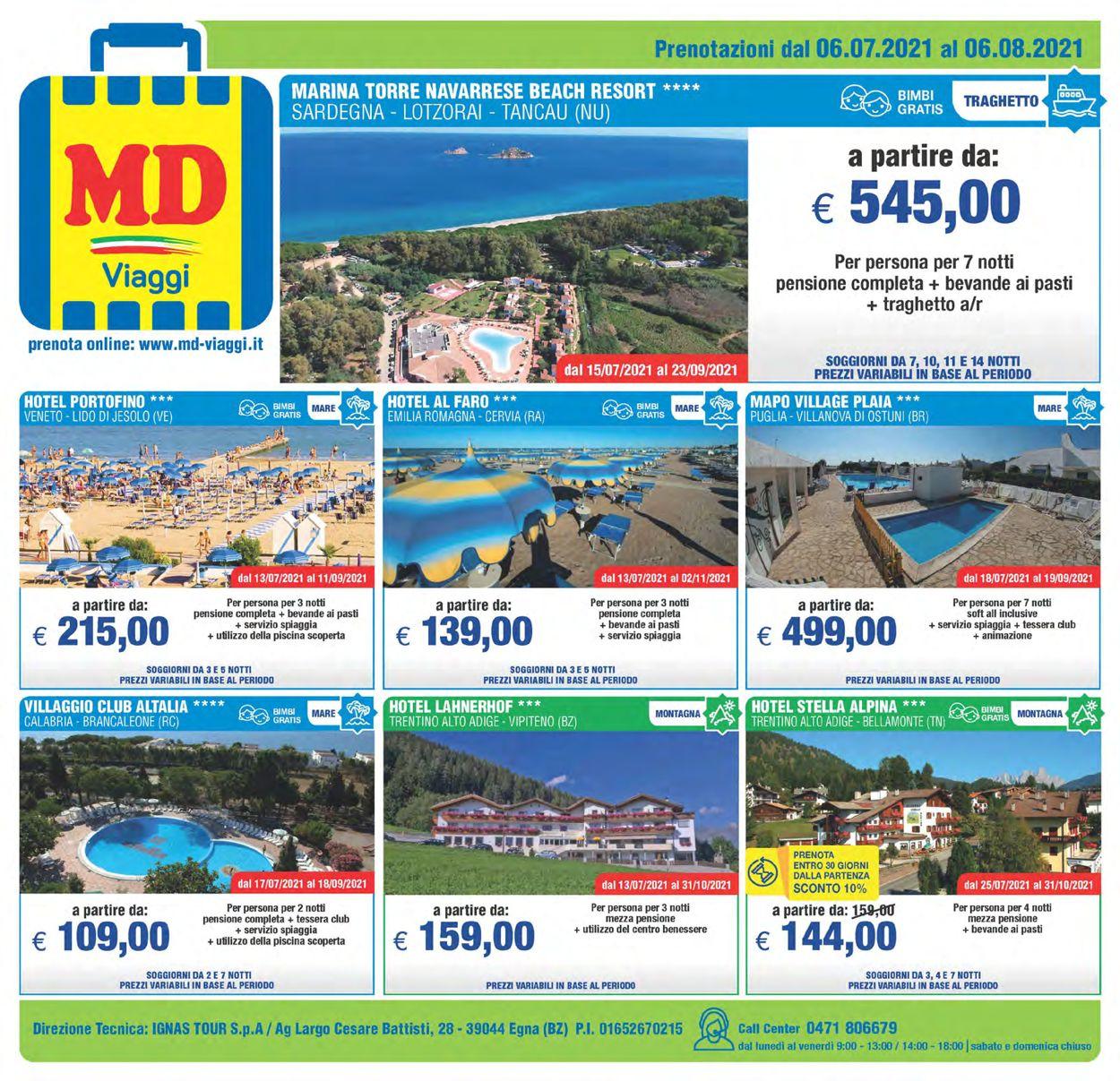 Volantino MD Discount - Offerte 06/07-18/07/2021 (Pagina 23)