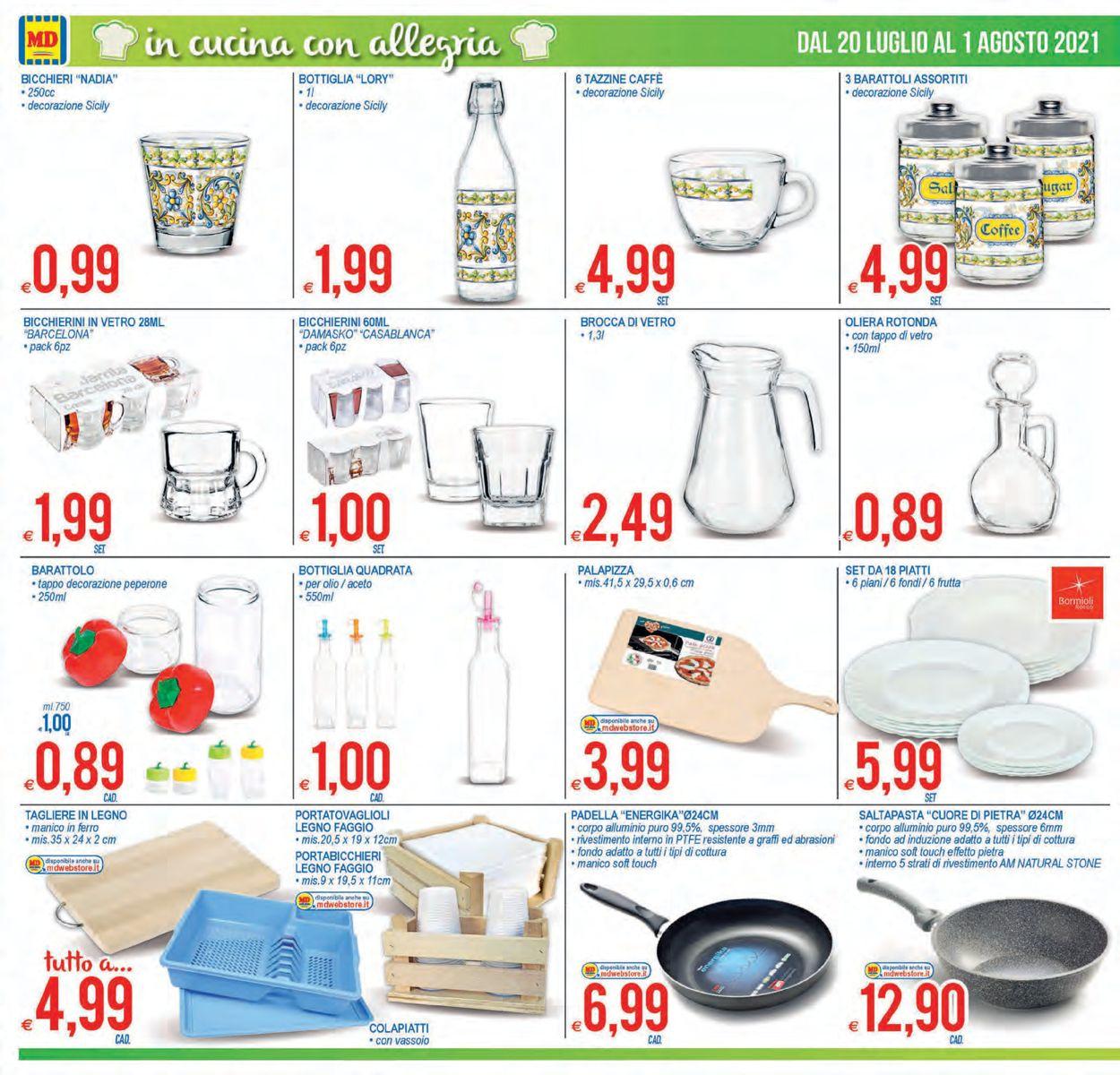 Volantino MD Discount - Offerte 20/07-01/08/2021 (Pagina 18)