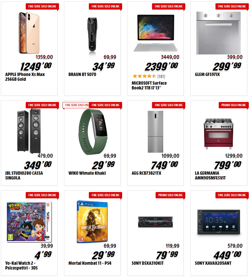 Volantino Media World - Offerte 04/02-11/02/2020 (Pagina 4)
